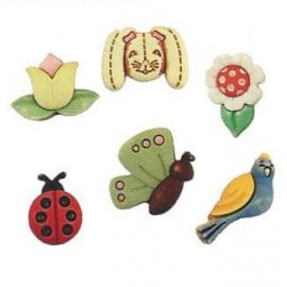 Bottoni decorativi - Spring...