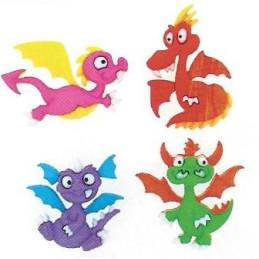 Bottoni decorativi - Dragon...