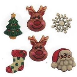 Bottoni decorativi -...