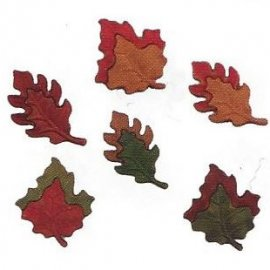 Bottoni decorativi - Tumbling Leaves - 335650 - fa102