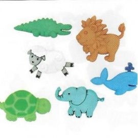 Bottoni decorativi - Baby Animals - 335700 - 5171