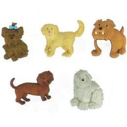 Bottoni decorativi - Dog...