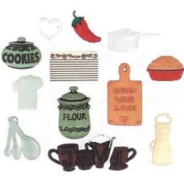 Bottoni decorativi - In The Kitchen - 335700 - 338