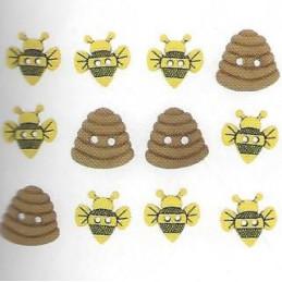 Bottoni decorativi - Bumble...