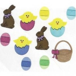 Bottoni decorativi - Easter...