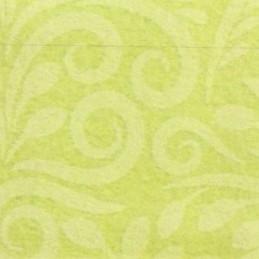Pannolenci decorato 30x40 cm - 250192 - 45 - Verde Lime/Pastello