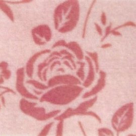 Pannolenci decorato rose 30x40 cm - 250193 - 44 - Rosa/Rosa Scuro