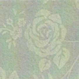 Pannolenci decorato rose 30x40 cm - 250193 - 46 - Verde Salvia/Pastello