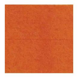 Feltro in fogli 3 mm 50x70cm - 5301 - 30 - Arancione