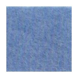 Feltro in fogli 3 mm 50x70cm - 5301 - 70 - Blu Denim fiordaliso