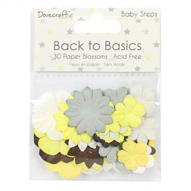 Fiori di carta Back to Basics DCFLW013