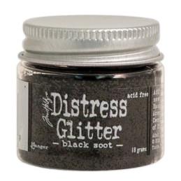 Distress Glitter Ranger Tim Holtz - Black Soot TDG39129