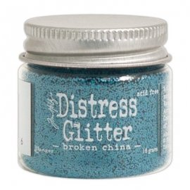 Distress Glitter Ranger Tim Holtz - Broken China TDG39136