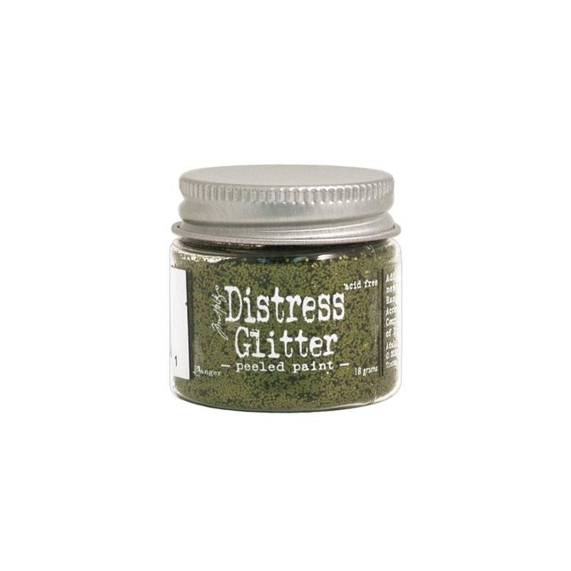 Distress Glitter Ranger Tim Holtz - Peeled Paint TDG39211