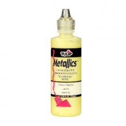 Tulip 118 ml Metallics 17365 Yellow Metallic