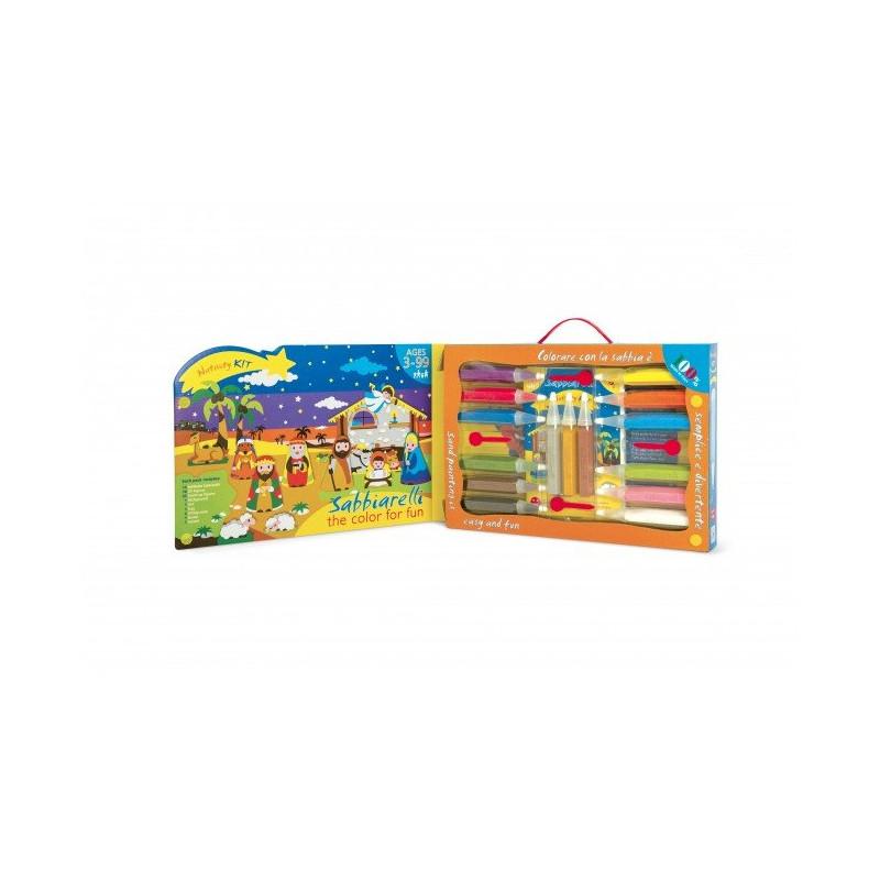 Sabbiarelli Nativity Kit