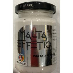 Pasta neve per decorare palline 150ml