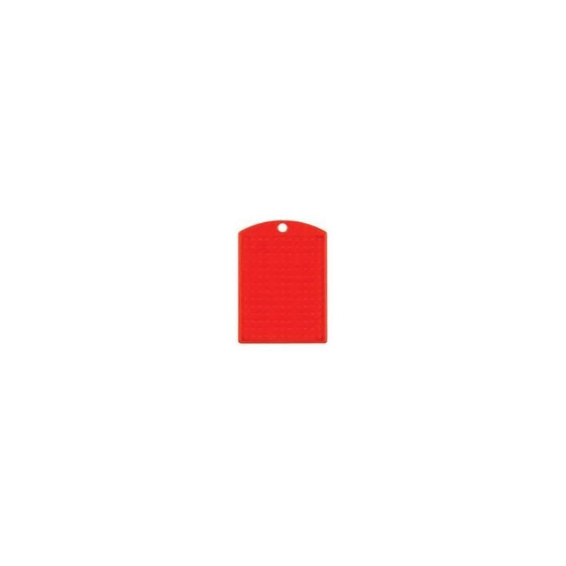 Medaglioni portachiavi rosso -PIX-20041