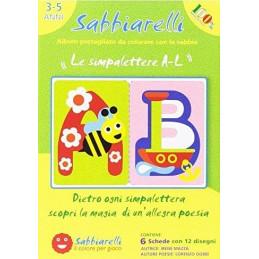 Album - Le simpalettere A-L - 100AL0545