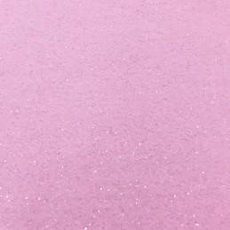 Pannolenci brillantini 30x40 cm - 250175 - 37 - viola chiaro