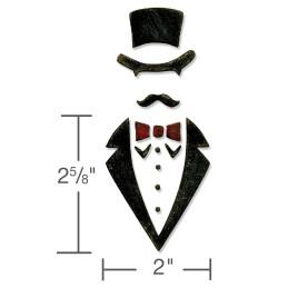 Sizzix Bigz Fustella - Elegante 661192