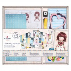 Card making set Gorjuss
