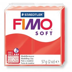 FIMO SOFT ROSSO INDIANO 24