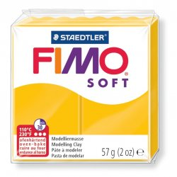 FIMO SOFT GIALLO SCURO 16