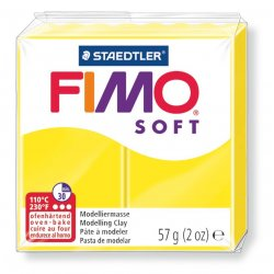 FIMO SOFT GIALLO 10
