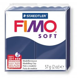 FIMO SOFT BLU ROYALE 35