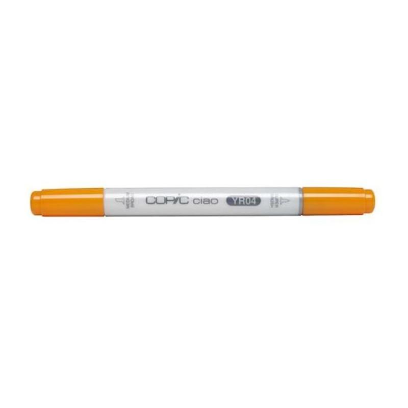 Copic Ciao Chrome Orange, YR04