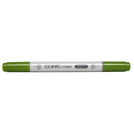 Copic Ciao Grass Green, YG17