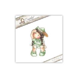 Timbro Magnolia - Tilda e il fagiolo magico - PP12 Beanstalk Tilda