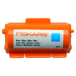 Inchiostro per rullo a stampa continua - FISKARS- Colore Blu - 1004729
