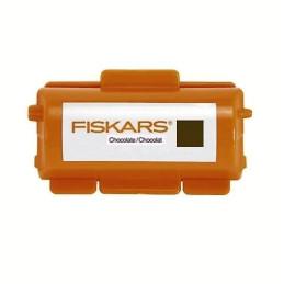 Inchiostro per rullo a stampa continua - FISKARS- Colore Cioccolato-FKS005579