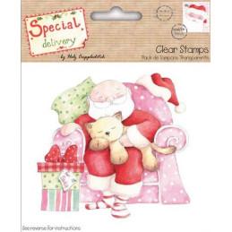 Timbri Special delivery - Pinguini a Natale - HCXCS12