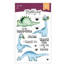 Timbro: Dino Land 1 (MSTC 7-011)