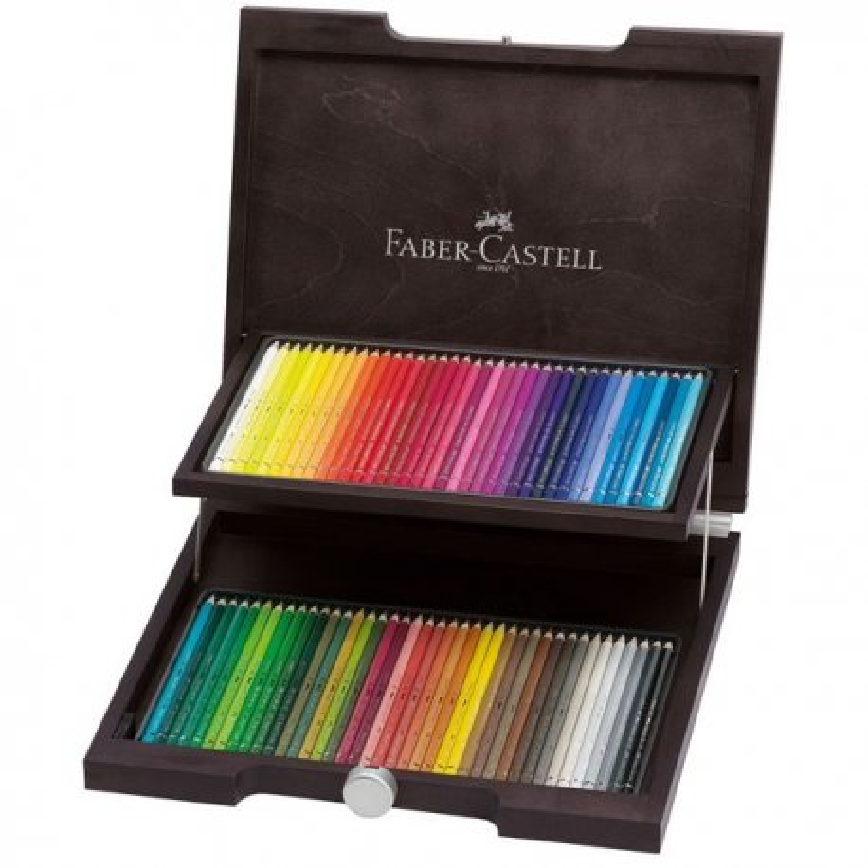 "Confezione da 72 colori a matita Acquerellabili Faber-Castel ""Albrecht Durer"" 117572"