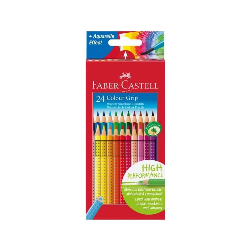 Confezione da 24 matite Colour Grip 112424