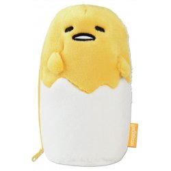 Astuccio Pochette Gudetama Plush Pencil Case GUDE2219