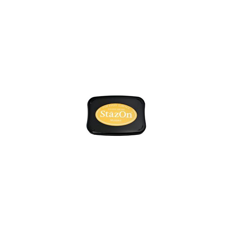 SZ-91 StazOn Mustard