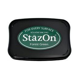 SZ-99 StazOn Forest Green