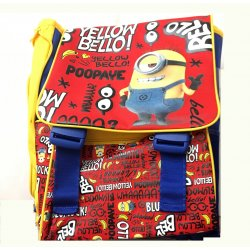 Zaino Cattivissimo Me - Minions Yellow Bello!