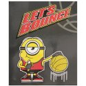 Cartellina ad anelli A4 Minions - Let's Bounce
