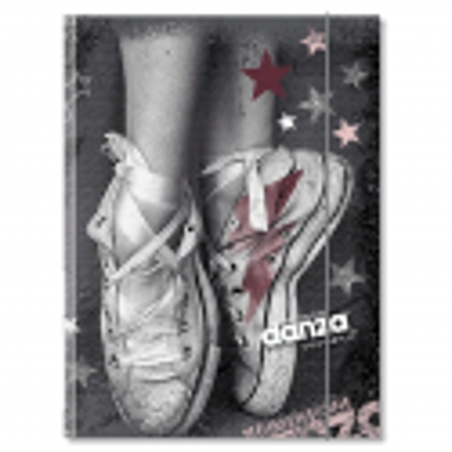 Cartellina 3 lembi A4 Dimensione Danza - Here and Now - S100018-1