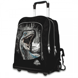 Zaino Estendibile trolley Jurassic World - Rex - S300041