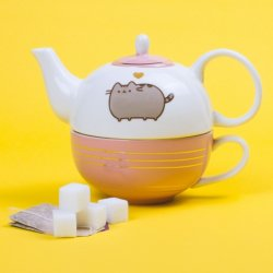 Teiera Pusheen - Tea for one - PUSHT41GD