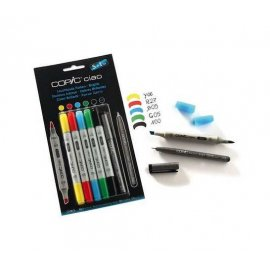 "COPIC Ciao Set 5+1 ""Brillanti"" 22075550"