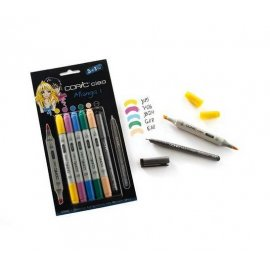 "COPIC Ciao Set 5+1 ""Manga 1"" 22075556"