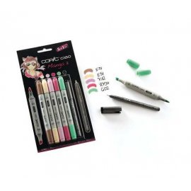 "COPIC Ciao Set 5+1 ""Manga 3"" 22075558"